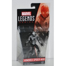 Marvel Armored Spider-Man Action Figure Legends Series