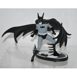 Batman Statue Black and White by Tony Millionaire