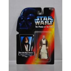 Star Wars The Power of the Force Ben Obi Wan Kenobi ©1995