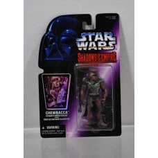 Star Wars Shadows of the Empire Chewbacca in Bounty Hunter Disguise © 1996