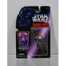 Star Wars Shadows of the Empire Dash Rendar with Heavy Weapons Pack ©1996