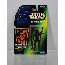 Star Wars The Power of the Force Death Star Gunner Collection 1 © 1996