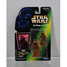 Star Wars The Power of the Force Jawas Collection 2 © 1996