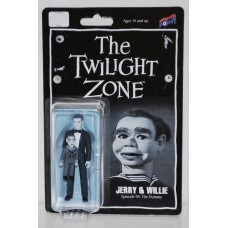 The Twilight Zone Jerry & Willie from Episode 98: The Dummy