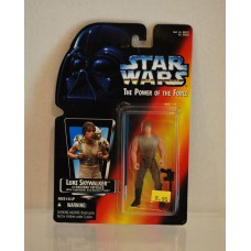 Star Wars Power of the Force Luke Skywalker in Dagobah Fatigues ©1995