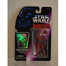 Star Wars Shadows of the Empire Luke Skywalker Imperial Guard Disguise ©1996