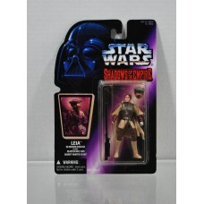 Star Wars Shadows of the Empire LEIA in Boushh Disguise ©1996