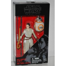 Star Wars - Black Series - Rey Jakku & BB-8 - Wave 7