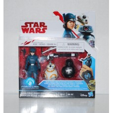 Star Wars - Rose First Order with B-8 and BB-9E - Wave 2
