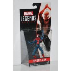 Marvel Spider Man Action Figure Legends Series