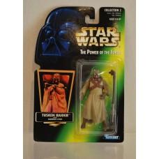 Star Wars Power of the Force Tusken Raider with Gaderffii Stick ©1996