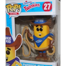 Hostess Twinkie the Kid Pop! Brown Hat and Lasso