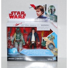 Star Wars - Han Solo and Boba Fett - Wave 2