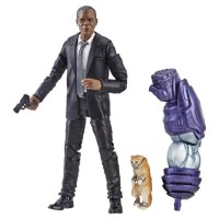 Captain Marvel Legends Nick Fury Action Figure Wave 1