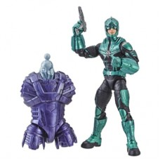 Captain Marvel Legends Yon-Rogg Action Figure Wave 1