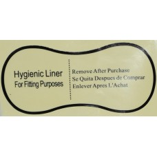 Disposable Hygienic Fitting Room Liners Qty. 50