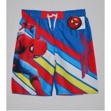 Boys Spider-Man Swim Trunks Blue S