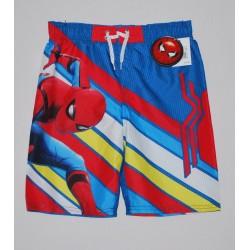 Boys' Spider-Man Swim Trunks-UPF 50+ - Red/Blue M