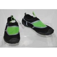 Boys Water Shoes M (2/3)- C9 Champion - Black/Green