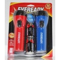 Case Pack (12) Eveready LED Flashlights