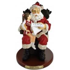 USC Trojans Wishlist Santa Collectible
