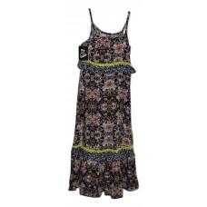 Girls' Maxi Dress - Art Class - Multicolor -  M
