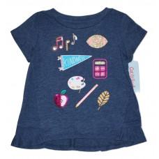 Cat & Jack Be Kind T-Shirt Blue S