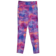 Girls' Printed Performance Leggings - C9 Champion  Pink L