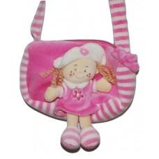 Girls  Pink Handbag
