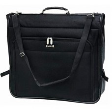 "46"" Business Travel Garment Bag Black Concourse"