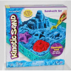 Kinetic Sand Sandcastle Set Spin Master