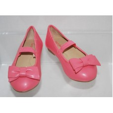 Cat & Jack Toddler Girls Coral Pink Ballet Flats 6