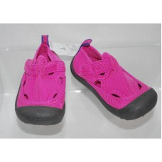 Cat & Jack Girls Pink Water Shoes Size S 5/6