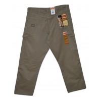 Wrangler  Men's Relaxed Fit Carpenter Jeans - British Khaki 36x30