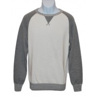 American Rag Men's Lightweight Crew Neck Sweater White SM