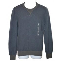 American Rag Men's Crew Neck Sweater Wren Gray SM
