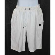 Hudson Outerwear White Shorts Drawstring