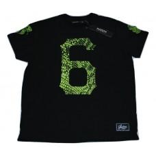 Hudson Outerwear Black Cobra Snake T-Shirt 3XL