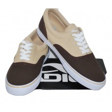 Men's Canvas Cruisers|Adio |Brown/Tan | NIB | Size 11M