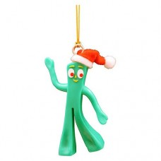 Gumby Christmas Tree Ornament