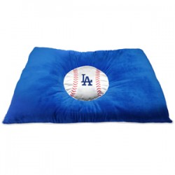 Pets First LA Dodgers Pillow Bed for Pets