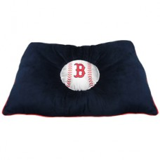 Pets First Boston Red Sox Pillow Bed for Pets