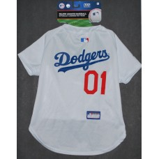 LA Dodgers Dog Jersey by Pets First. - LG