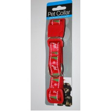 Christmas Dog Collar - LG