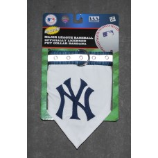 NY Yankees Dog Bandana Collar, Pets First, LG