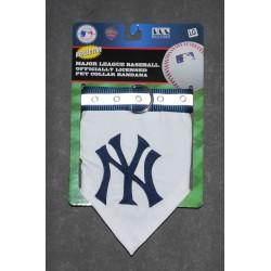 NY Yankees Dog Bandana Collar, Pets First, LG