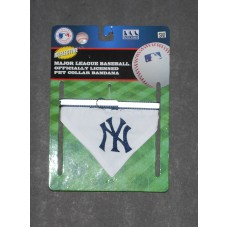 NY Yankees Dog Bandana Collar, Pets First, SM