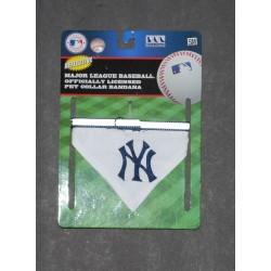 NY Yankees Dog Bandana Collar, Pets First, SM