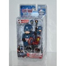 NECA Marvel Capt America Civil War Action Figure Gift Set