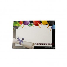Congratulations Diploma Memo Cards (Pack of 50)